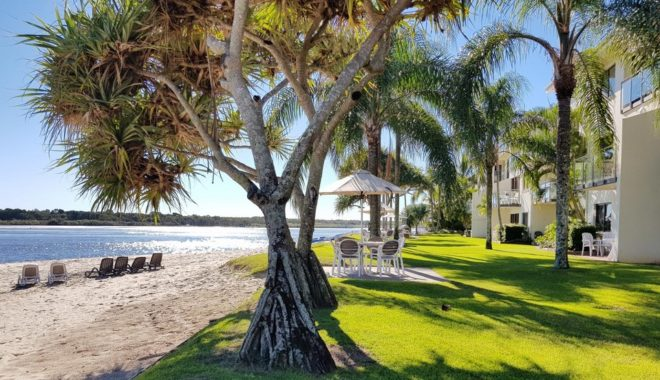 Culgoa Point Beach Resort