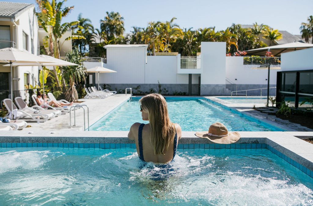 1 Night Free – Spring Into Our Brand New Pool